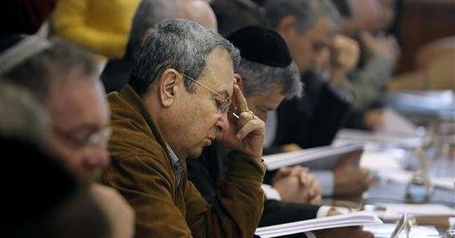 Israeli defense chief: Iran strike may be needed