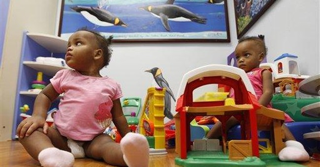 Once-conjoined toddlers leave Va. hospital