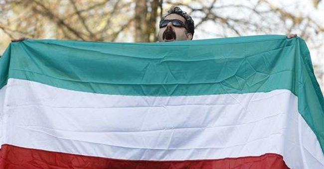 Iranian diplomats expelled from London arrive home