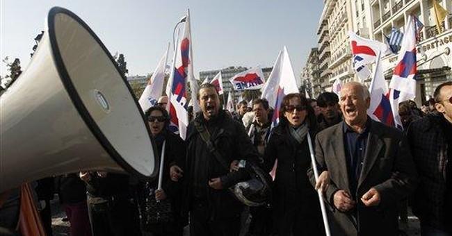 Greek high court hears appeals on emergency tax
