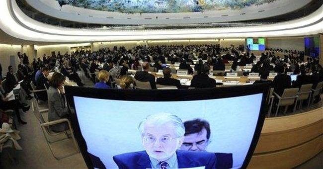 UN rights chief urges ICC referral of Syria crimes