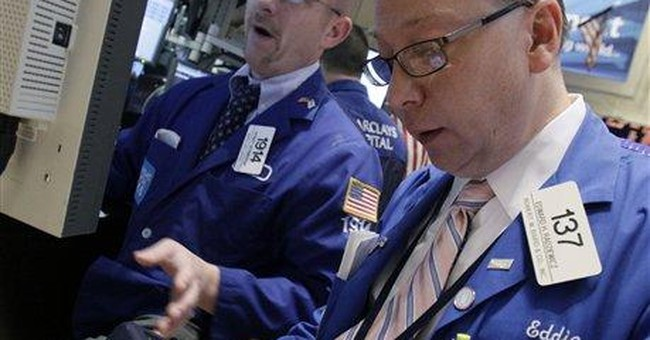 Stock market closes out its best week since 2009