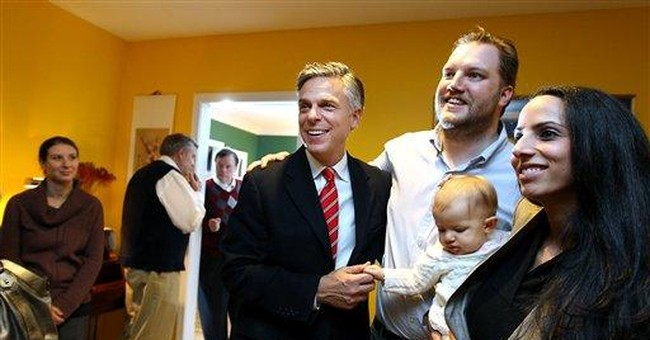 Huntsman plans NH town hall during Iowa debate