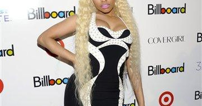Swift, Minaj get Billboard honor, talk Grammy nods