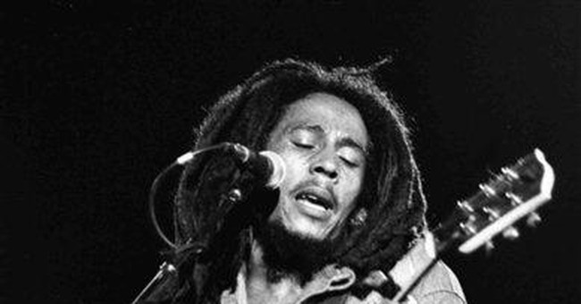 Bob Marley heirs sue half brother over name use