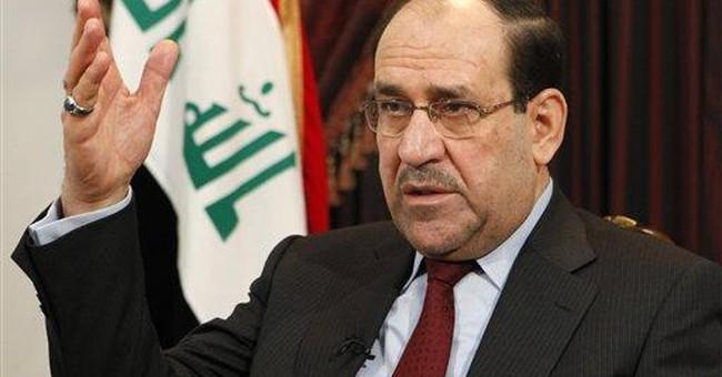 AP Interview: Iraq PM confident in post-US future