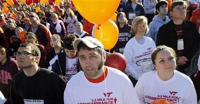 Virginia Tech seeks to block fine in shooting case