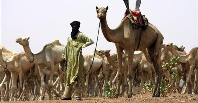 Candy, cash _ al-Qaida implants itself in Africa