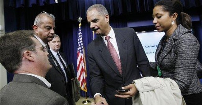 Romney says Attorney General Holder should quit