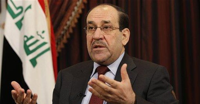 Iraq PM: Green Zone bomb was assassination attempt