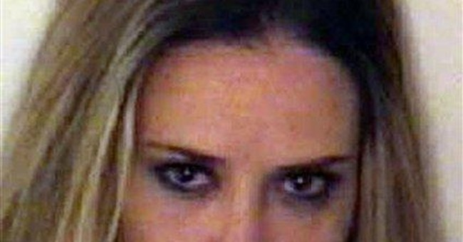 Charlie Sheen's ex-wife arrested in Aspen