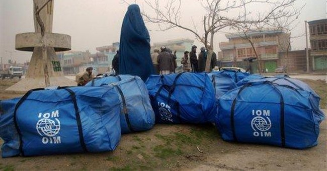 2.6 million Afghans at risk of hunger from drought