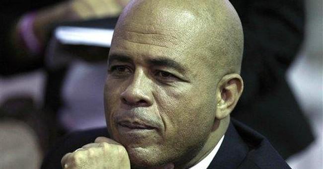AP Interview: Haiti leader says Venezuela aid key