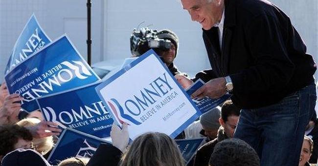 Massachusetts opens long-hidden Romney archives