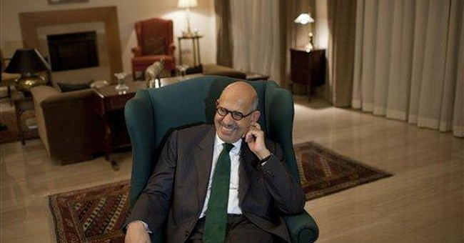 Egypt's ElBaradei: Liberals 'decimated' in vote