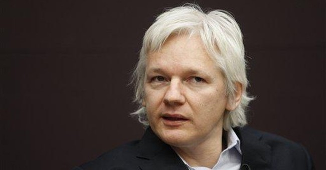 WikiLeaks' chief in vital extradition court fight