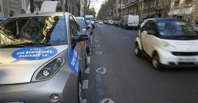 Paris to launch electric car sharing program