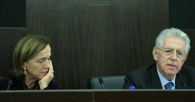 Italian government approves austerity measures