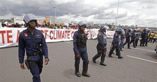 Ex-UN climate chief to AP: talks are rudderless