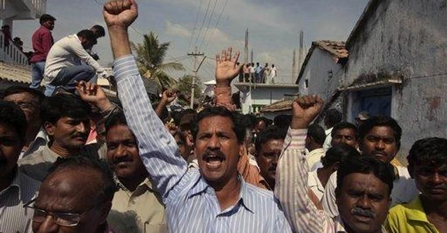 Maoist rebels kill 11 in attacks in eastern India