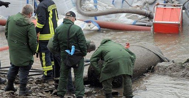 Massive WWII bomb succesfully defused in Germany