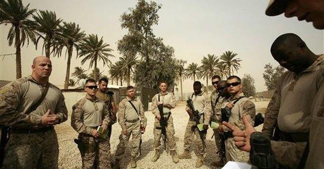Postwar Marines: smaller, less focused on land war