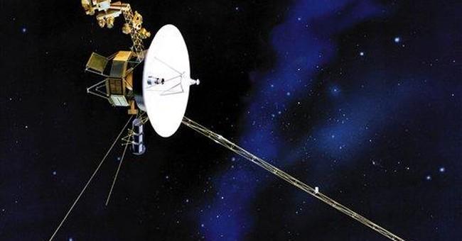 NASA spacecraft exploring solar system's edge