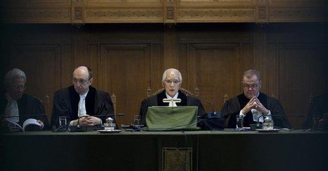 World Court rules against Greece in Macedonia case