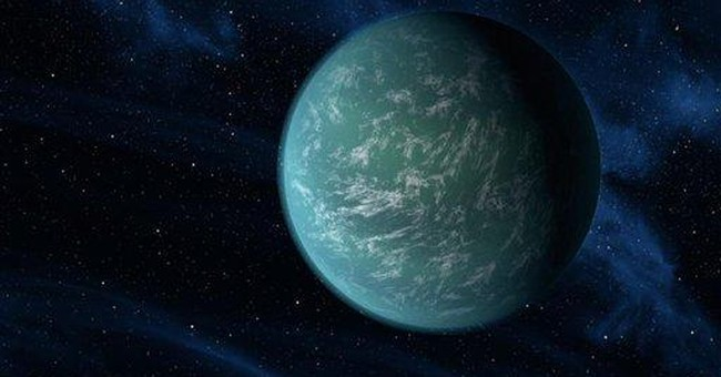 Planet in sweet spot of Goldilocks zone for life