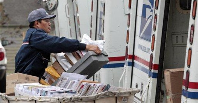 Postal cutbacks to delay 1st-class mail