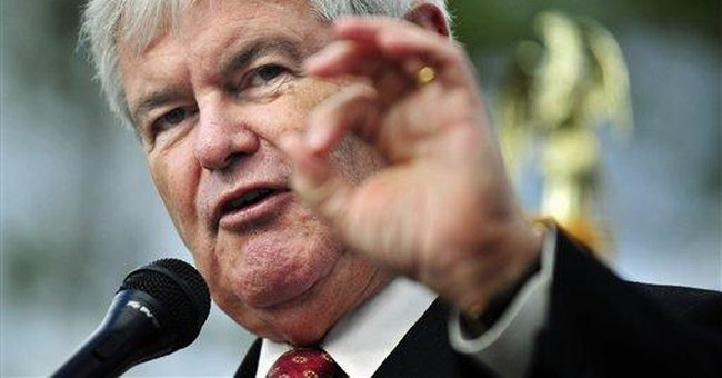 SC primary up for grabs, Gingrich making big play
