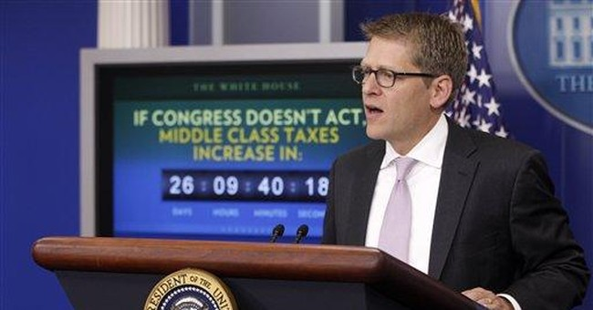 Obama prods GOP on payroll tax cut