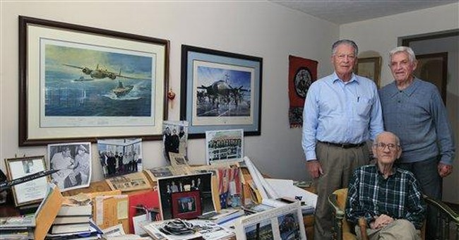 Doolittle's raid recalled almost 70 years later