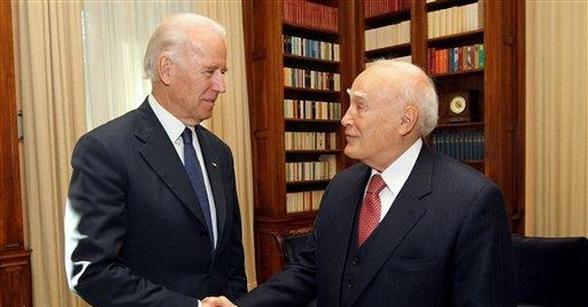 Biden: US 'stands in solidarity' with Greece