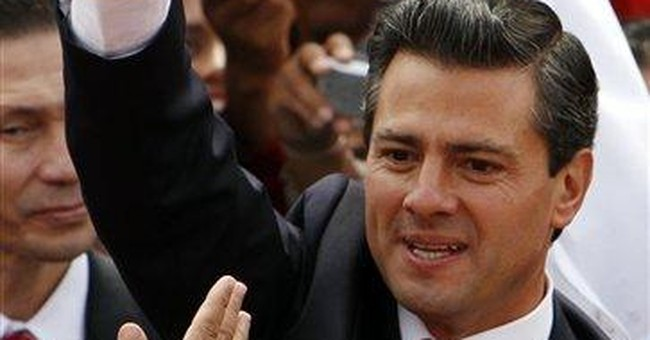 Mexico top presidential contender can't name books