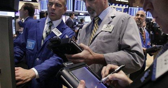 Dow ends up 52 on hopes for wider bailout powers