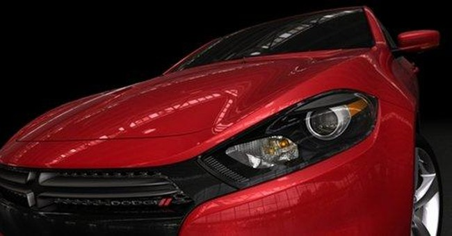 Chrysler to call Fiat-based compact the Dodge Dart