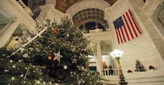 Christmas tree controversy takes root in RI
