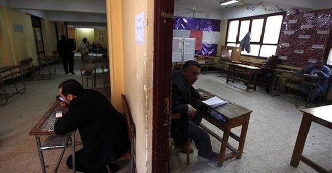 Hard-line Islamist gains surprise in Egypt vote