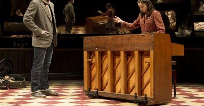 Musical based on film 'Once' will leap to Broadway