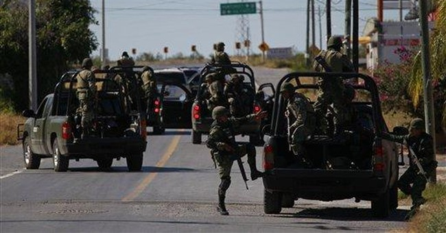 Despite army takeover, fear strong in Mexican town