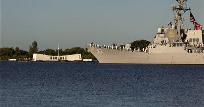Nation marks 70th anniversary of Pearl Harbor