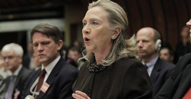 Clinton warns of bioweapon threat from gene tech