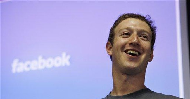 Flaw exposes Facebook CEO's photos of puppy, food