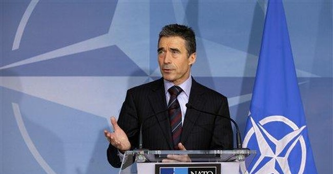 Top NATO official counters Russia threat as waste