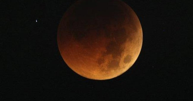 Last full lunar eclipse for 3 years this weekend