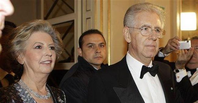 Italian premier attends La Scala season opener