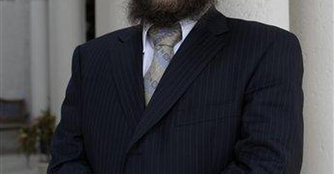 Rabbi to become Army chaplain, beard and all