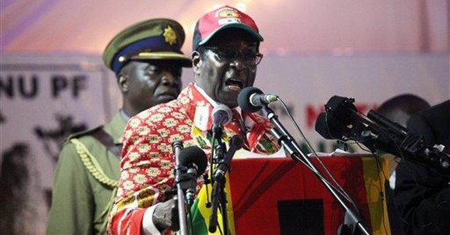 Zimbabwe's president says he will not retire