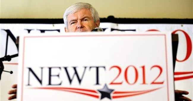 GOP's Romney opens stronger attack on Gingrich